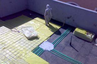 عزل الاسطح بالدمام
